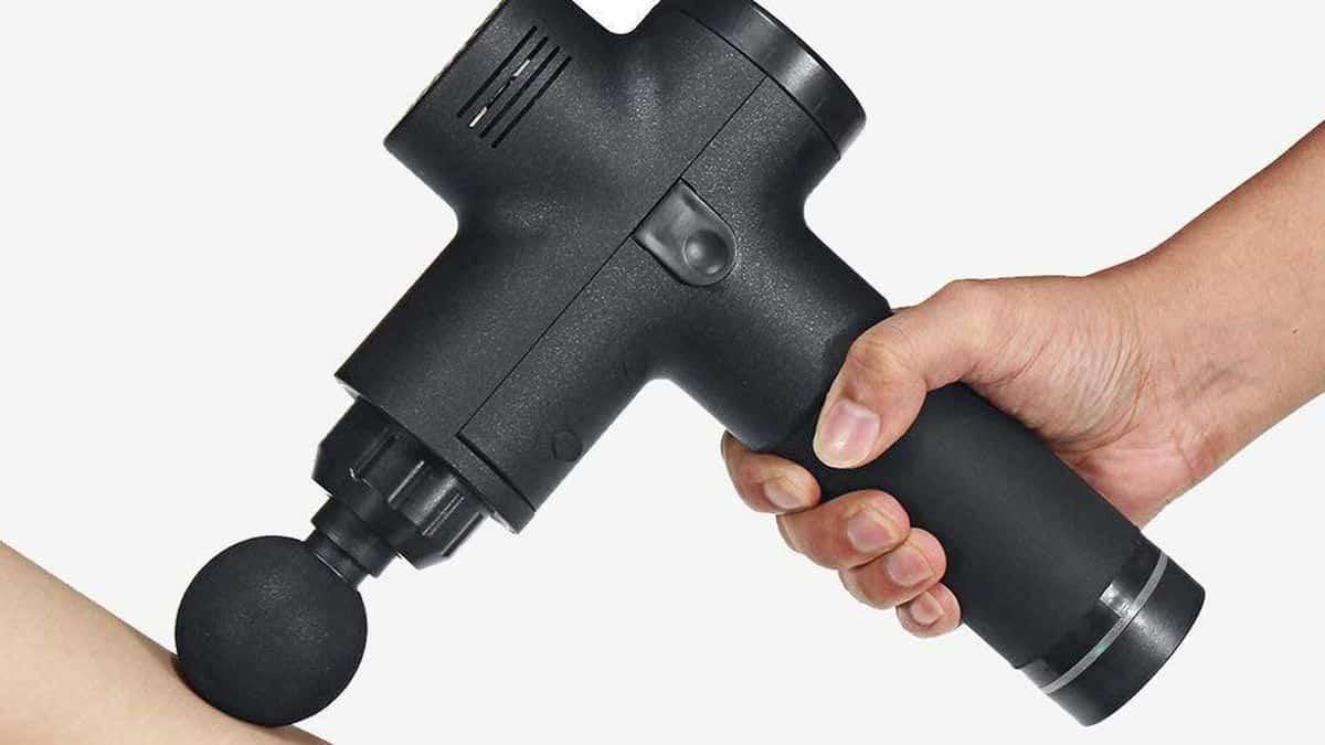 hardnex massage gun review